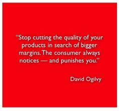 Ogilvy Quote :D