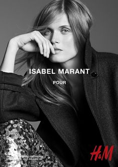 Isabel Marant for H&M Campaign Images