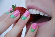favorite summer manicure :-)