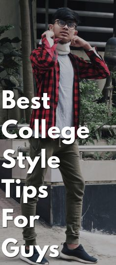 There is no need to wait for others to flaunt their style to know the recent college style trends. Here are is a guide to stand out in the campus. College Wear, College Guys, College Outfits, College Style, Mens College Fashion, Mens Fashion Blog, Fashion Outfits, Fashion Tips, Man Fashion