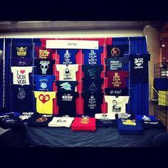 at Baltimore Comic Con