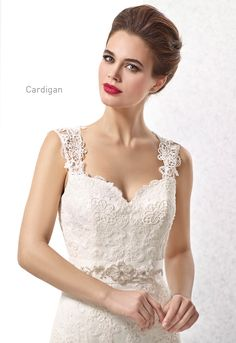 CARDIGAN wedding dress Cabotine