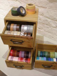 Wood small box storage Drawers