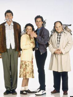 11 Awkwardly Wonderful 'Seinfeld' Promo Photos