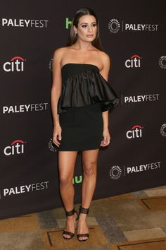 "Lea Michele rocked a sexy LBD at this year's PaleyFest in Los Angeles on at the PaleyFest Los Angeles on Saturday. The actress was there for her show ""Scream Queens"". Read more at http://www.starpulse.com/news/index.php/2016/03/15/new-pics-lea-michele-allegiant-premier#xTIhif5WKT33qwdi.99"