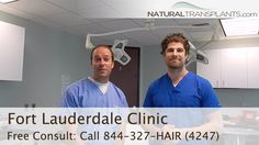 Fort Lauderdale Hair Growth Clinic | Offering Hair Transplants in Florida