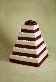 Torta RED ROSE