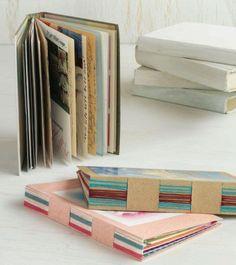 Paper art project | Lee Steiner, ClothPaperScissors.com