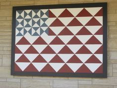Experience The Kansas Flint Hills Quilt Trail Use this listing while planning your scenic trip through the Flint Hills! Barn Quilt Designs, Barn Quilt Patterns, Quilting Designs, Block Patterns, Barn Wood Signs, Wooden Signs, Painted Barn Quilts, Wooden Barn, Barn Art