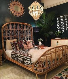 Boho home interior design to inspire you in creating a beautiful and cozy home that reflects your creativity. // boho home interior living rooms / Bohemian House decor diy / Bohemian House decor apartment therapy / dream bedroom ideas for women Dream Bedroom, Home Bedroom, Bedroom Ideas, Bedroom Inspo, Master Bedroom, Gypsy Bedroom, Bedroom Inspiration, Girls Bedroom, Mirror Bedroom