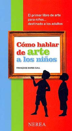 Como dice el subtítulo, se trata del primer libro de arte para niños destinado a los adultos. Una herramienta de fácil lectura para quienes deseen iniciar a los niños en el mundo del arte a través del disfrute y no de la obligación.