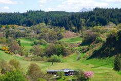 Oban Golf Course, Argyll, Scotland, Glencruitten Golf Club