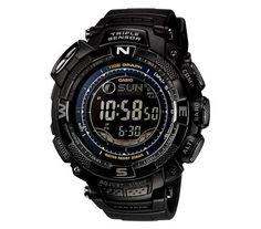 what is the best casio pathfinder watch | Casio Triple Sensor Watches – Watches Brands