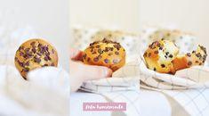 Muffin Con Gocce Di Cioccolato - Ricetta - Fefa Homemade