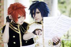 Otoya Ittoki and Tokiya Ichinose (Uta no Prince-sama: Debut) | ET - WorldCosplay