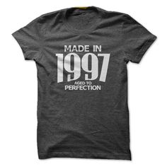 Made in 1997 - Aged to Perfection - GUYST - $19-$22