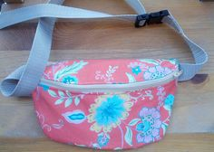 Fun Fanny Pack Tutorial |