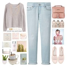 """""""Untitled #2125"""" by tacoxcat ❤ liked on Polyvore featuring Uniqlo, Circus By Sam Edelman, MTWTFSS Weekday, CO, Darphin, Forever 21, Tory Burch, Elie Saab, Antica Farmacista and RMK"""