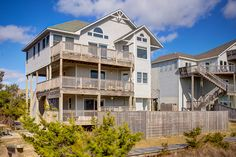 Outer Banks Vacation Rentals | Avon Vacation Rentals | Medley Sands #453 |  (6 Bedroom Oceanfront House)