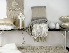 Goround interior, Winter collection 2016, Natural accessoiries