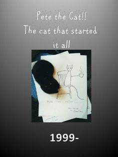The cat that started it all...