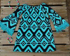 Kids - Sweet Love Tribal Dress