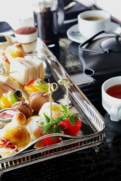 The Afternoon Tea at The Soul Lounge of Hard Rock Hotel Pattaya | Pattaya E-Magazine by andy7517
