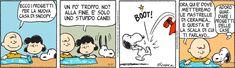 Ecco i progetti per la nuova casa di Snoopy