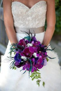 purple wine and fuchsia flower bouquet - Google Search