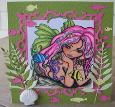 Send A Smile 4 Kids Challenge Blog: TEAM S.A.S. Card by Deonna