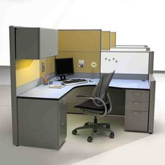 Extreme exciting office cubicles is not a constraint to build a magnificent Mode…, … – Home Office Design Layout Modern Home Office Furniture, Office Furniture Design, Office Interior Design, Office Interiors, Furniture Storage, Furniture Layout, Corporate Office Design, Cubicle Design, Home Office Layouts