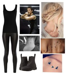 """""""Aria Linwood, Dauntless #3"""" by fashionablehottie25 on Polyvore featuring The Row, Twenty and Dr. Martens"""