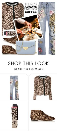 """""""Coffee Date"""" by shoaleh-nia ❤ liked on Polyvore featuring Dolce&Gabbana, Twinset, Fulton, Isabel Marant, Ralph Lauren and Saint Tropez"""