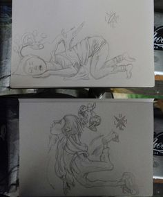"""Sketch-Lapiz """"sueños de diseñadores"""""""