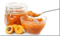 Miche's Apricot Jam Susan Herrmann Loomis - La Confiture d'Abricot de Miche Apricot Jam Recipes, Plum Jam, Strawberry Jam, Marmalade, Vegan Foods, Allrecipes, Peach, Homemade, Dishes