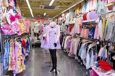 Lolli Punks. New Fairy Kei store in Japan.