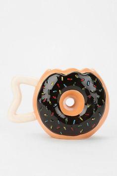 Donut mug! Urban outfitters