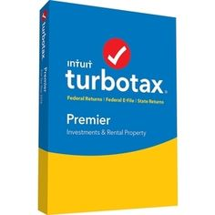 TurboTax Premier 2016 报税软体 亚马逊独家特价 $54.86 - https://www.168168.com/seller/turbotax-premier-2016-tax-software-federal-state-fed-efile-pcmac-disc-amazon-exclusive/