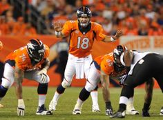 Photos From Manning's Historic Performance