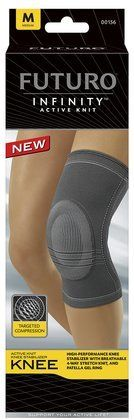 Futuro Infinity Active Knit Knee Stabilizer Medium * See this great product by click affiliate link Amazon.com