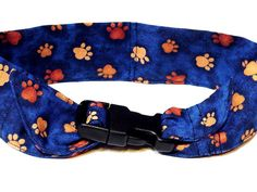 Dog Cooling Bandana Polymer Neck Cooler Collar Buckle by iycbrand