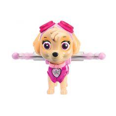Pelúcia Clip On-Patrulha Canina-Rocky 3in-Beanie Boo