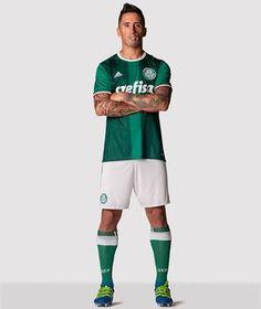 Palmeiras apresenta novo uniforme com dois tons de verde; veja foto