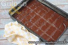 Bolo Funcional de Banana com Chocolate » Receitas Saudáveis, Tortas e Bolos » Guloso e Saudável