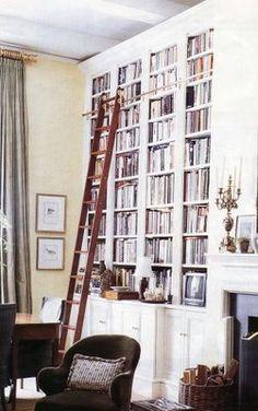 Library ladder! :)