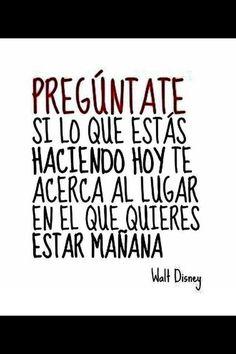 #waltdisney #frase #espanol no