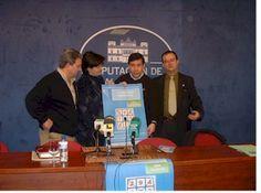 La Diputación patrocina un año más la celebración de la Olimpiada Matemática
