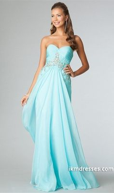 015 Lovely Sweetheart Ruffled Bodice Princess Floor Length Beaded Prom Dresses Chiffon http://www.ikmdresses.com/2014-Lovely-Sweetheart-Ruffled-Bodice-Princess-Floor-Length-Beaded-Prom-Dresses-Chiffon-p84900