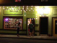 Salud Beer Shop in Charlotte, NC - Local Flavors of NoDa Tour