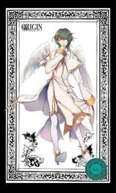 埋め込み Anime Angel, M Anime, Anime Art, Dark Anime, Tsukiuta The Animation, Ange Demon, Handsome Anime Guys, Game Character Design, Anime Kunst